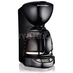 12-Cup Coffee Maker, Programmable (49758A)