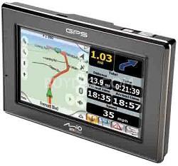 C720 Mobile GPS Navigation System w/ Integrated Camera & Bluetooth