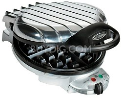7.5-in. Round Uno Belgian Waffle Iron