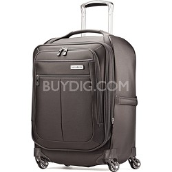 """MIGHTlight 21"""" Spinner Luggage - Charcoal"""
