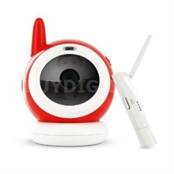 LV-TW500 Digital Wireless Baby Camera/Online Monitoring/Email Alerts - OPEN BOX