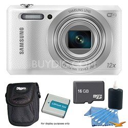WB35F Smart Digital Camera White Kit
