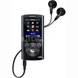 NWZ-E384 Video Walkman MP3 Player 8GB - Black