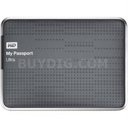 My Passport Ultra 2 TB USB 3.0 Portable Hard Drive -Titanium WD Refurbished
