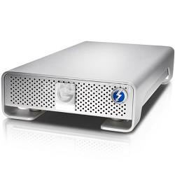 G-DRIVE Thunderbolt USB 3.0 4TB Silver PA (0G03050)