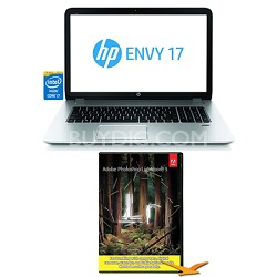 """Envy 17.3"""" 17-j120us Notebook PC - i7-4700MQ - Photoshop Lightroom Bundle"""
