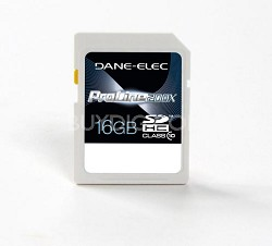 High Speed 16 GB Class 10 Secure Digital Card DA-SD-1016G-C
