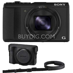 Cyber-Shot DSC-HX50V 20.4MP Digital Camera