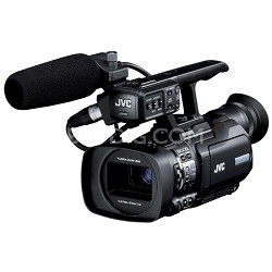 Compact Handheld 3-CCD Camcorder - GY-HM150U