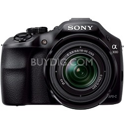 a3000 Interchangeable Lens Digital 20.1MP Camera