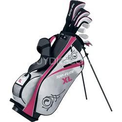 Top Flite XL 12 Piece Women's Golf Set - Right Hand 40601441100
