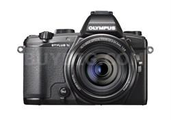 Stylus-1s 12MP Digital Camera - Black