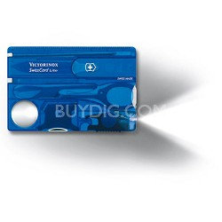 SwissCard Lite - Sapphire