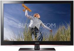 """LN40B550 - 40"""" High-definition 1080p LCD TV"""