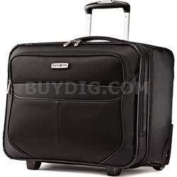 "LIFTwo 18"" Wheeled Travel Essential Boarding Bag - Black"