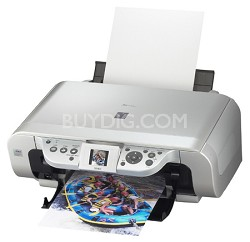 """PIXMA MP460 Office All-In-One Printer w/ 1.9"""" Color LCD"""