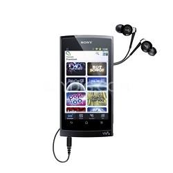 NWZ-Z1060BLK Walkman Mobile Entertainment Player 32GB