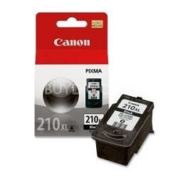 PG-210XL Cartridge (Black) for PIXMA iP2702, MX410, MX420 Printers