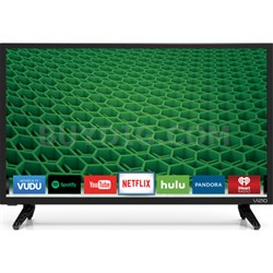 "D24-D1 D-Series 24"" Class Edge-Lit LED Smart TV"