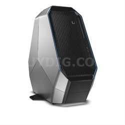 Area-51 Desktop Computer Tower Intel Core i7-5820K 3.30 GHz 8GB RAM
