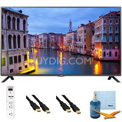 42LB5600 - 42-Inch Full HD 1080p LED HDTV Plus Hook-Up Bundle