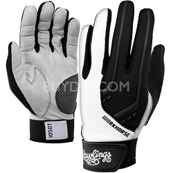 BGP1050T - 1050 Workhorse Batting Gloves, Black, Small