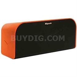 Music Center KMC 1 Portable Speaker System - Orange - REFURBISHED