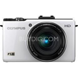 XZ-1 10MP f1.8 Lens 3-inch OLED Monitor Digital Camera - White