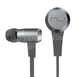 Superior Sounding Wireless Bluetooth Earphones - BE6 (Grey)