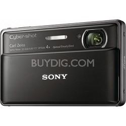 Cyber-shot DSC-TX100V Black Digital Camera