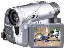 PV-GS31 MiniDV Camcorder w/ 26x Optical Zoom!