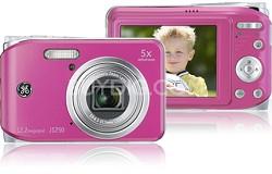 J1250 12MP Smart Series Digital Camera (Pink)