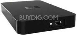 250 GB WD Elements Portable Hard Drive ( WDBAAR2500ABK-NESN )