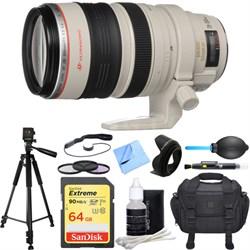 EF 28-300mm IS L USM Lens Deluxe Accessory Bundle