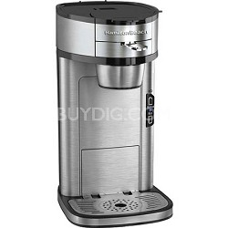 Scoop Single-Cup Coffee Maker
