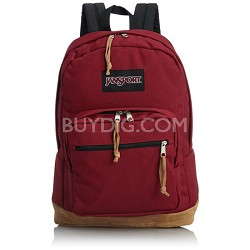 Right Pack Backpack - Viking Red