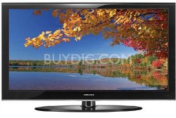 "LN40A550 - 40"" High-definition 1080p LCD TV"