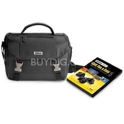 D-SLR Bundle Nikon Deluxe Case And Nikon School DVD