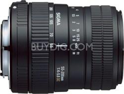 55-200mm f/4-5.6 DC Zoom Lens for Nikon  Digital SLR - OPEN BOX