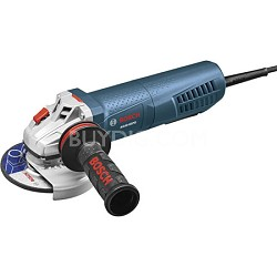 """4-1/2"""" Angle Grinder with No-Lock-on Paddle Switch"""