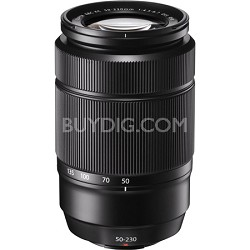 Fujinon XC 50-230mm (76-350mm) f/4.5-6.7 OIS Black X-Mount Lens
