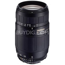 75-300mm F/4-5.6  LD AF-D For Nikon, With 6-Year USA Warranty
