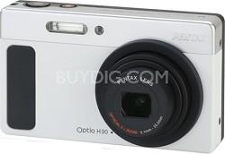 Optio H90 Compact Digital Camera Ceramic White