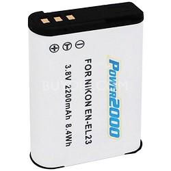 EN-EL23 Rechargable Li-ion Battery for B700, P600, P610, P900