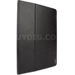 Classic Rotating Case iPad Blk