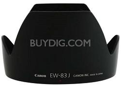 EW-83J Lens Hood for Canon EF-S 17-55 f/2.8 IS USM