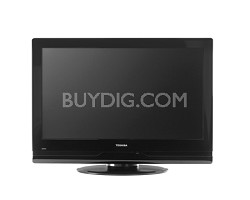 "26AV500U  - 26"" 720p LCD TV, Hi Gloss Black Cabinet"
