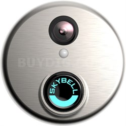 HD Wi-Fi 1080p Video Doorbell - Silver (SH02300SL)