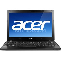 "Aspire One AO725-0845 11.6"" Netbook PC - AMD Dual-Core C-70 Accelerated Proc."