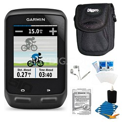 Edge 510 Cycling Performance Monitor and Sensors GPS with Case and Warranty Kit